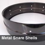 Metal Snare Shells