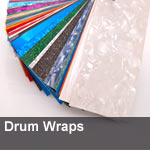 Drum Wraps Covering