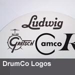Drum Company Logos