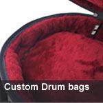 Custom Drum Bags Cadillac Sacks
