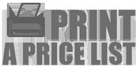 Print Parts Price Lists