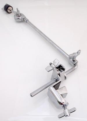 Cymbal Arm  - DELUXE BD hoop mount