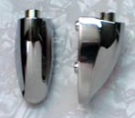 Lug- Yamaha Style tear drop - Tom - CHROME