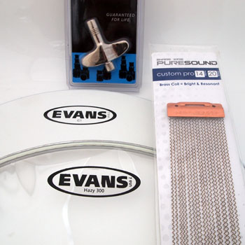 Evans - PureSound 14 inch Tune Up Kit 4 pc. - LIMITED STOCK