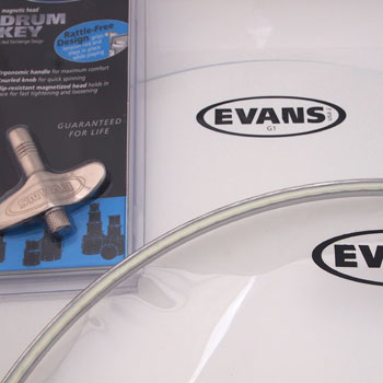 Evans -  14 inch Tune Up Kit 3 pc. - LIMITED STOCK