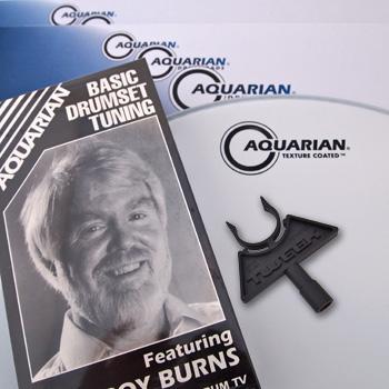 Aquarian 14 inch Head Kit 4 pc. - LIMITED STOCK