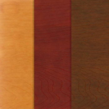 Wood Dye Pack Water soluble c  - 3 Wood tones